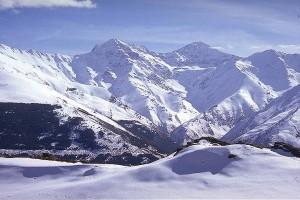 esqui de travesia güejar aventura sierra nevada