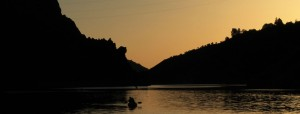 canoas pantano de canales guejar aventura