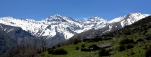 hornillo retocado Otoño en Sierra Nevada