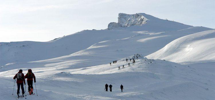 Clases de esquí en Sierra Nevada diciembre 2016