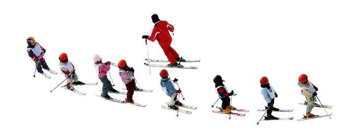 Clases de esquí en Sierra Nevada económicas